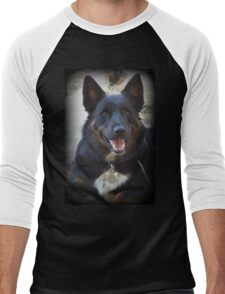 My doggies Men's Baseball ¾ T-Shirt