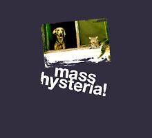 Dogs and cats living together. Mass hysteria! T-Shirt