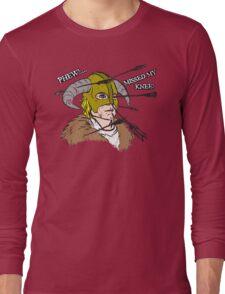 Arrow To The Knee Long Sleeve T-Shirt