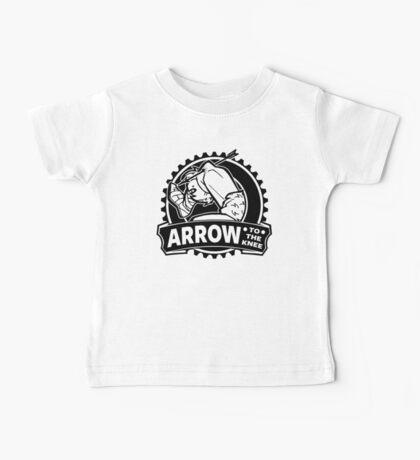 Arrow To The Knee Baby Tee