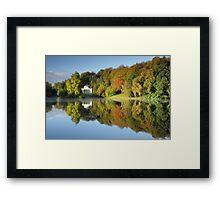 Stourhead Framed Print