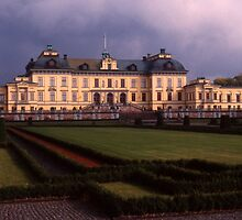 Drottingholm Palace, Sweden by Maggie Hegarty