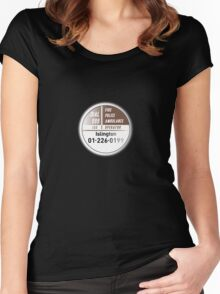By a staggering coincidence Women's Fitted Scoop T-Shirt