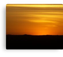 Sunset at The Oasis - Part 4 (16x20) Canvas Print
