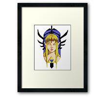 Zelda Framed Print