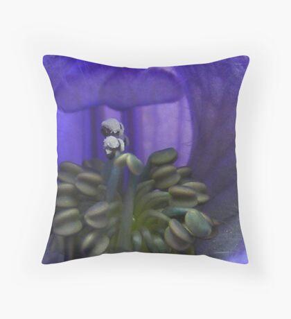 The Purple Heart... Throw Pillow