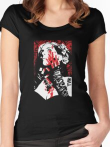 Massacre Women's Fitted Scoop T-Shirt
