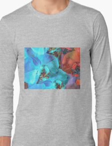 Complementary Blooms Long Sleeve T-Shirt