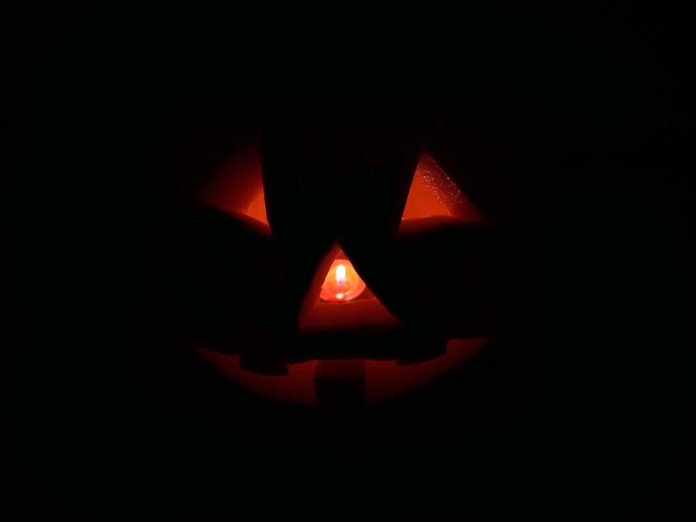 Mr Pumpkin by SNAPPYDAVE