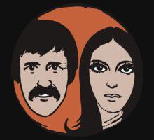 The Sonny & Cher Comedy Hour by Jacin Shrives