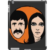 The Sonny & Cher Comedy Hour iPad Case/Skin