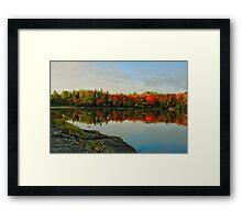 Fabulous Fall Framed Print