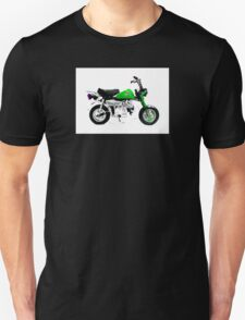 MONKEY BIKE ARTWORK MOTORCYCLE Unisex T-Shirt