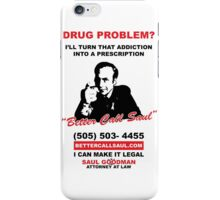 Saul Goodman iPhone Case/Skin