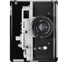 Zorki 4 Russian 35mm camera iPad Case/Skin