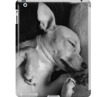 BEST PUPPY PILLOW EVER iPad Case/Skin