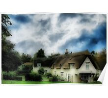 Sweet Cottage Poster