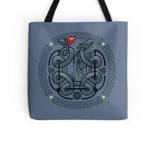 The Dragon's Knot Tote Bag