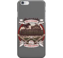 Legends Never Die iPhone Case/Skin