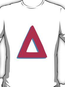 VS. inspired triangle T-Shirt