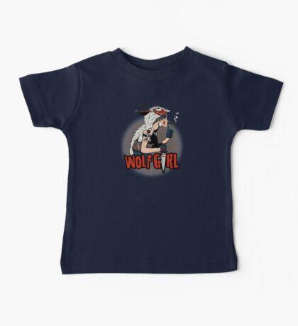 Wolf Girl Baby Tee