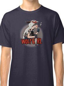 Wolf Girl Classic T-Shirt