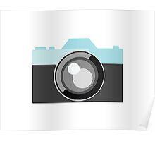 Vector Camera Poster