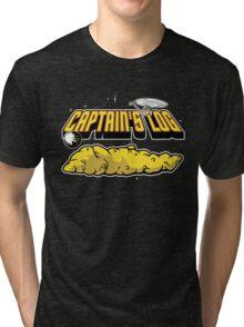 Captain's Log Part 2 Tri-blend T-Shirt