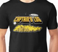 Captain's Log Part 2 Unisex T-Shirt
