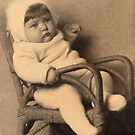 1934....MY FIRST CHRISTMAS.....6 MONTHS OLD TO THE DAY by DIANEPEAREN