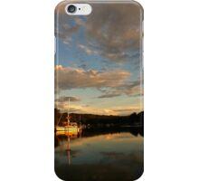 Autumn's Golden Moments iPhone Case/Skin