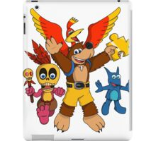 """""""Heroes of the Witch's Lair"""" iPad Case/Skin"""