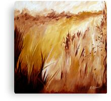 Dream Field Canvas Print