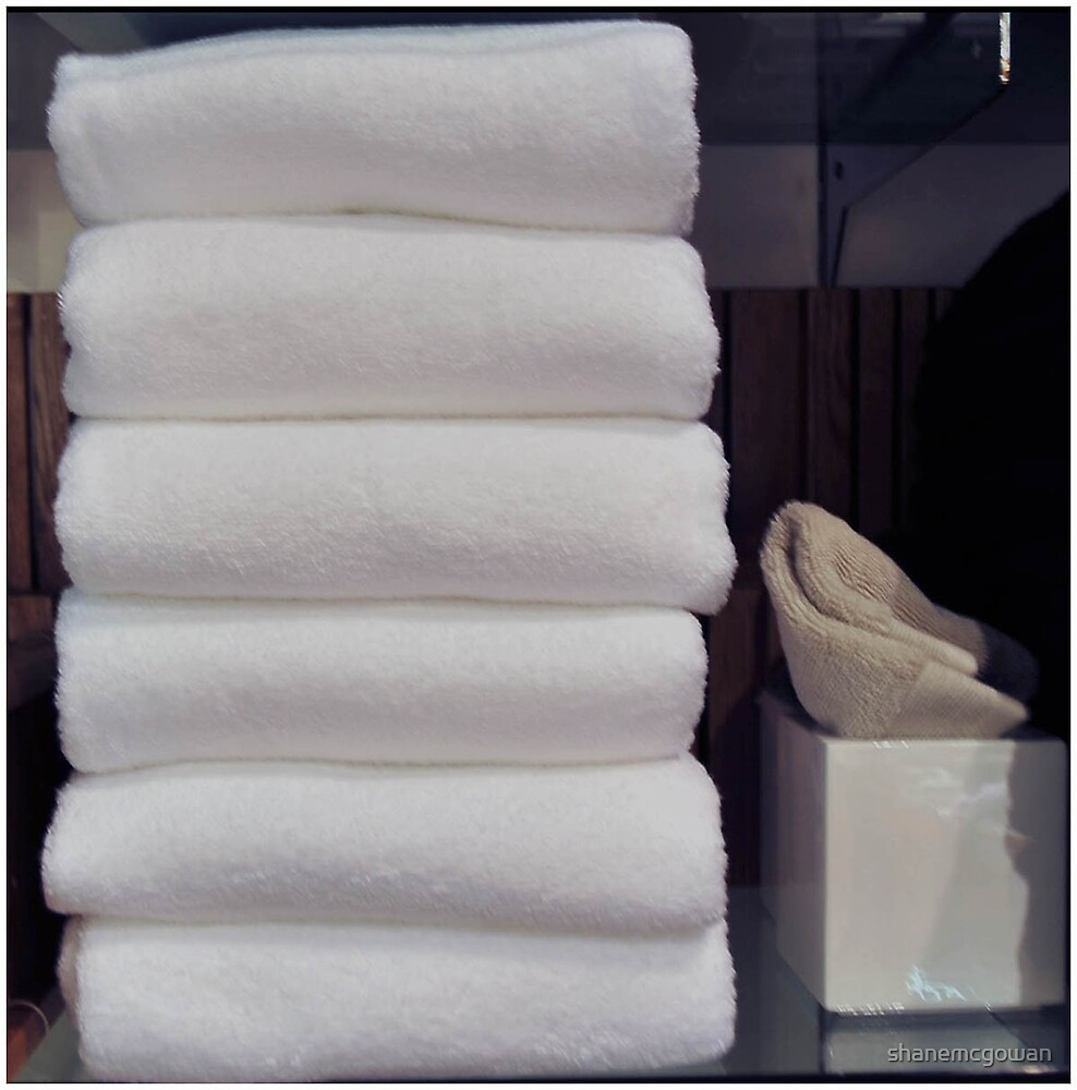 Towels. by shanemcgowan