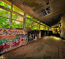 Neglected - Rozelle Hospital - The HDR Series by Philip Johnson