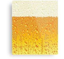Ice Cold Beer Metal Print