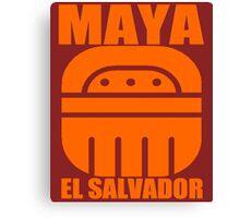 MAYA EL SALVADOR Canvas Print