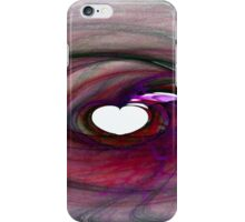 Flaming Heart-Available As Art Prints-Mugs,Cases,Duvets,T Shirts,Stickers,etc iPhone Case/Skin