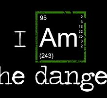 I Am. The Danger. by visualdestini