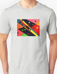 Retro Abstract T-Shirt