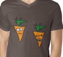 Carrot T Mens V-Neck T-Shirt