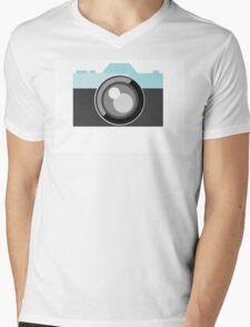 Vector Camera Mens V-Neck T-Shirt