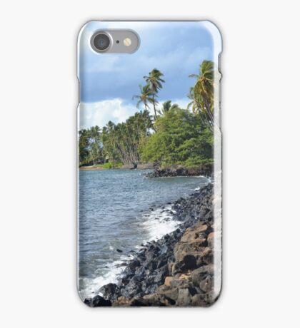 Hawaii Scenery iPhone Case/Skin