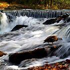 UP Michigan Bond Falls by Hannah Grubb
