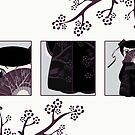 Blossom Girl by psygon