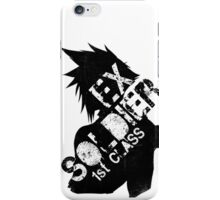 Cloud Strife ex-SOLDIER iPhone Case/Skin