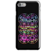 Sacred Circles  iPhone Case/Skin