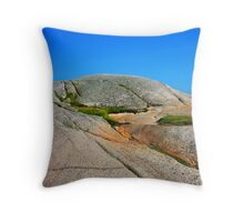 Pure Land Throw Pillow