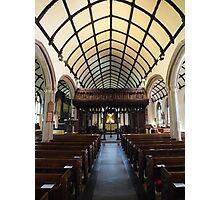 St Mary Magdalene Church, Launceston Photographic Print