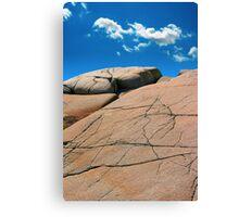 Cloud Leap Canvas Print